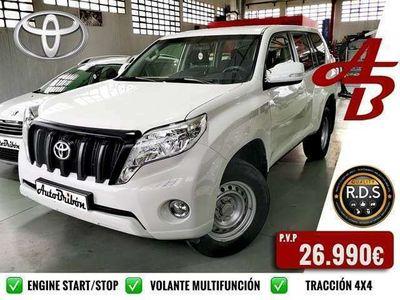 usado Toyota Land Cruiser D-4D VX