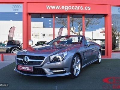 second-hand Mercedes SL500 435 Aut. AMG FULL CERTIFICADO