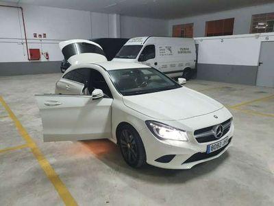 usado Mercedes CLA200 Shooting Brake CDI 7G-DCT