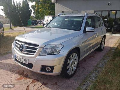 gebraucht Mercedes GLK220 GLKCDI 4M Blue Efficiency