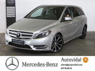 usado Mercedes 180 Clase B CLASECDI