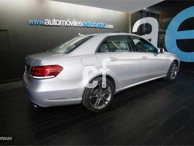 usado Mercedes E250 Clase EBlueTEC Elegance