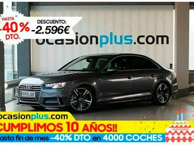 usado Audi A4 2.0 TFSI ultra S line edition S tronic 140kW