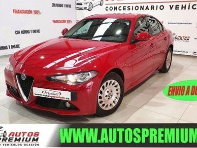 usado Alfa Romeo Giulia 2.2 Diesel 132kW 180CV Super AT