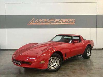 usado Chevrolet Corvette Cabrio