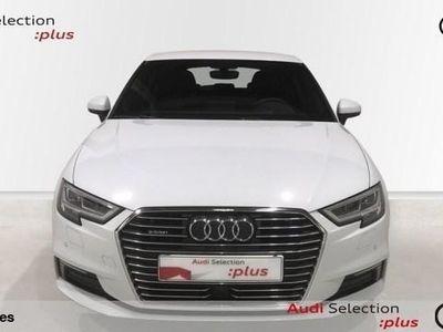 usado Audi A3 Sportback e-tron S line 40 e-tron 150 kW (204 CV) S tronic Híbrido Electro/Gasolina Blanco matriculado el 09/2020