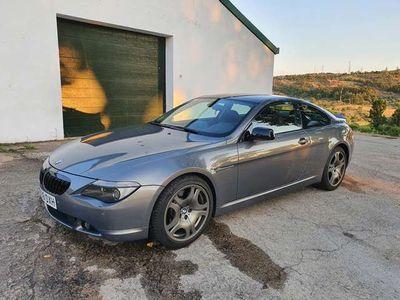 usado BMW 645 Serie 6 E63 Coupé Aut.