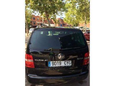 usado VW Touran 2.0TDI Highline