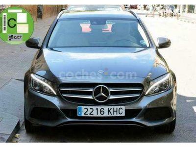 usado Mercedes 170 Clase C C Estate 220dcv en Barcelona