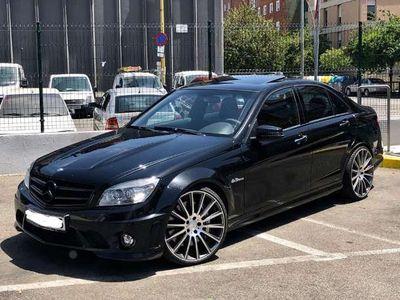 usado Mercedes C63 AMG AMG Clase W204 Aut.