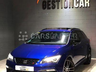 usado Seat Leon ST 2.0 TSI S&S Cupra 4Drive DSG 300