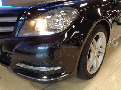 usado Mercedes C220 Clase CCdi Blue Efficiency Coupe 2p. -11
