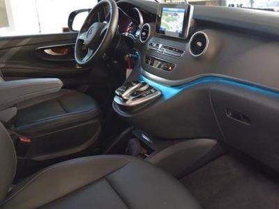 usado Mercedes V220 CDI Extralargo Avantgarde 7GT - 8 PLAZAS - NAVI -
