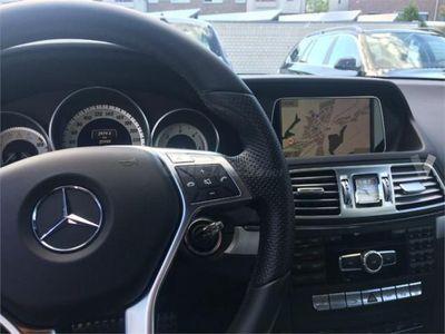 usado Mercedes E350 BLUETEC COUPE AMG COMAND ONLINE AUTO 7G-TRONIC PLU