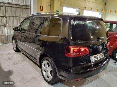 used VW Touran 2.0TDI Sport