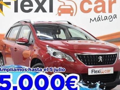 usado Peugeot 2008 Style 1.2L PureTech 81KW (110CV) S&S, Segunda Mano, Málaga