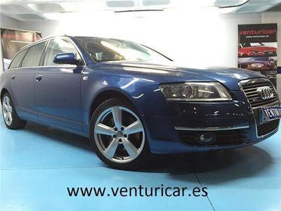 brugt Audi A6 Avant 2.7TDI