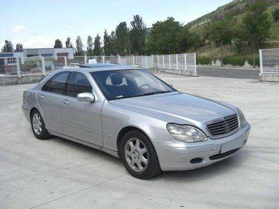 usado Mercedes S400 CDI