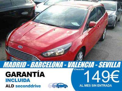 usado Ford Focus 1.5 TDCi E6 120 Titanium Sportbr.