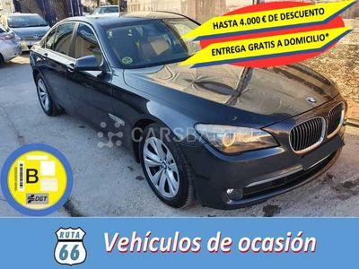 usado BMW 730L 730 d 4p
