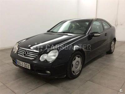 usado Mercedes C180 3p