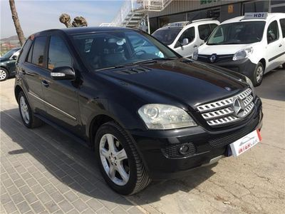 usado Mercedes ML320 CDI 4M