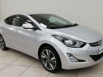 usado Hyundai Elantra 1.6i Klass