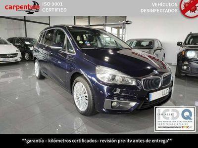 usado BMW 216 Gran Tourer Serie 2 dA