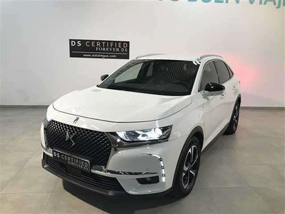 usado DS Automobiles DS7 Crossback 7 BLUEHDI DE 96KW (130CV) AUTO. SO CHIC