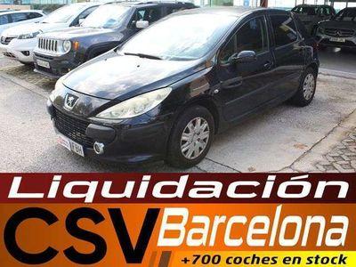 usado Peugeot 307 1.6HDI X-Line 110