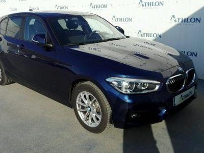 gebraucht BMW 118 Serie 1 F20 5p. Diesel