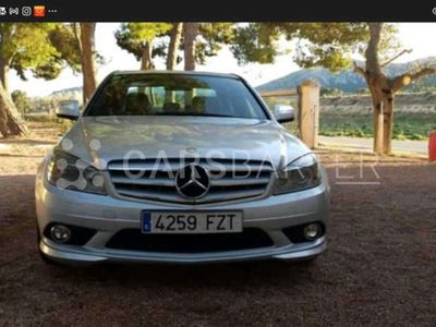 usado Mercedes C350 Estate Avantgarde 7G 5p