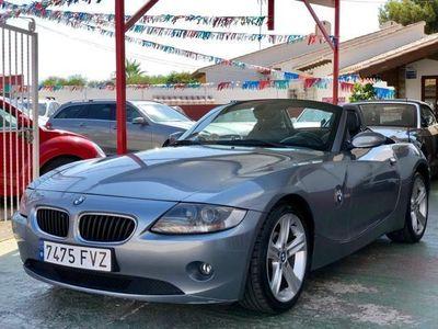 usado BMW Z4 2.0i Cabrio