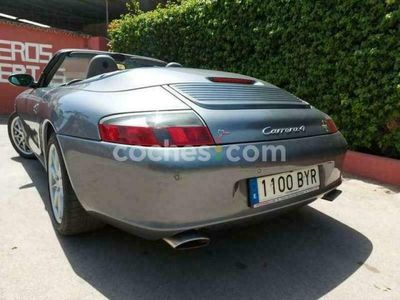 usado Porsche 911 Carrera 4 Cabriolet 300 cv en Barcelona
