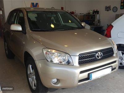 brugt Toyota RAV4 2.0 VVTi Sol