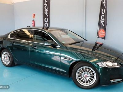 usado Jaguar XF 2.0D 120kW 163CV Pure Auto