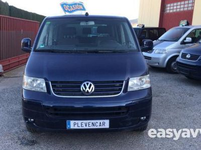 begagnad VW Multivan 2.5 tdi/130cv highline diesel