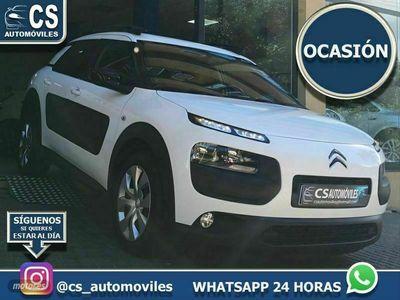 usado Citroën C4 Cactus PureTech 60KW 82CV Live