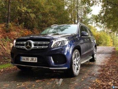 usado Mercedes GLS350 Clase GlsD 4matic 5p. -17