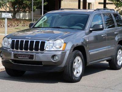 usado Jeep Grand Cherokee 3.0 V6 CRD Limited