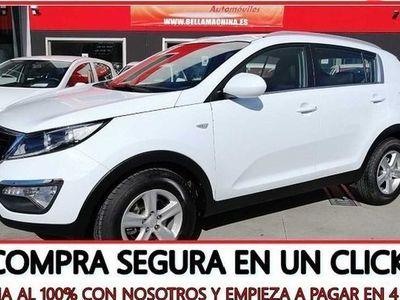 usado Kia Sportage 1.7 CRDI 115 CV *** FINANCIACION ***