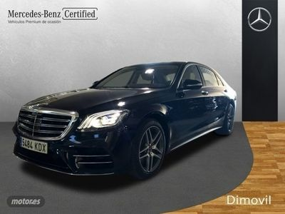 brugt Mercedes S350 Clase Sd 4Matic L AMG Line Largo