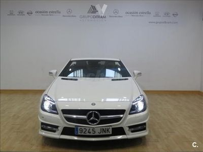 usado Mercedes E250 Clase Slc Slc D 2p. -16