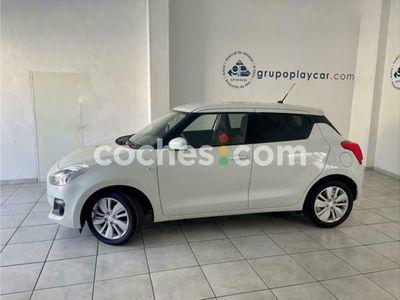 usado Suzuki Swift 1.2 Mild Hybrid Evap Gle 90 cv en Almeria
