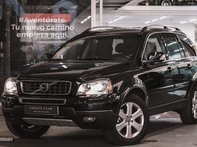 usado Volvo XC90 2.4 D5 AWD Summum Auto