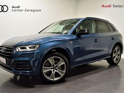 usado Audi Q5 Black line 2.0 TDI 140kW quattro S tron