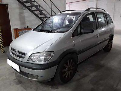 usado Opel Zafira 1.8 16v Elegance
