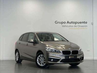 usado BMW 218 Active Tourer Serie 2 d Luxury