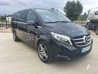 usado Mercedes V250 250d Largo Avantgarde 7G Tronic