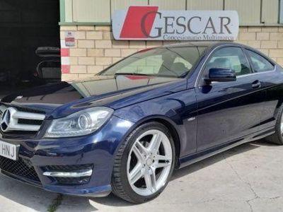 usado Mercedes 250 Clase C CoupéBE Edition 7G Plus (9.75)
